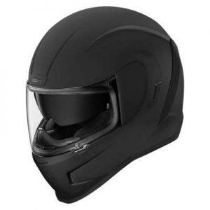 rubatone icon airform crash helmet front view