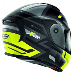 x-lite-x-903-impetus-black-yellow-helmet-rear-view