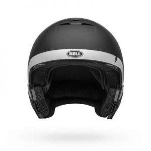 bell broozer cranium modular helmet no chin bar front view