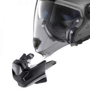 Nolan N70-2 GT helmet removing chin bar