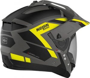 Nolan-N70-2-X-Grandes-Alpes-crash-helmet-rear-view
