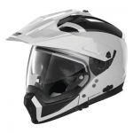 Nolan-N70-2-X-adventure-bike-helmet-white-side-view