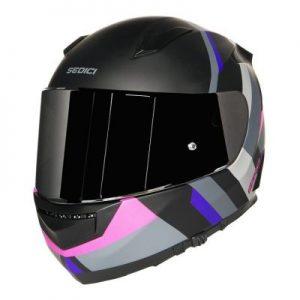 sedici strada II donna helmet side view