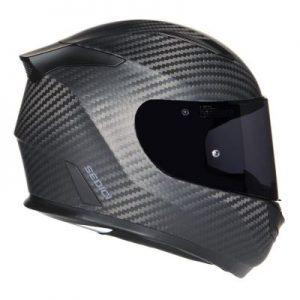 sedici strada II primo carbon helmet side view