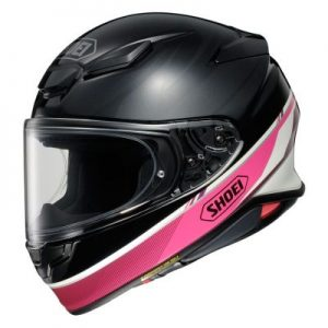 shoei rf-1400 nocturne helmet side view
